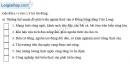 Câu 3 trang 88 SBT địa 9