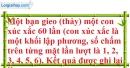 Bài 15 trang 12 SBT toán 7 tập 2