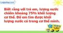 C. Hoạt động ứng dụng - Bài 50 : Giải toán về tỉ số phần trăm (tiếp theo)