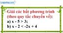 Bài 13 trang 47 Vở bài tập toán 8 tập 2