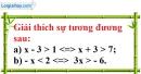 Bài 15 trang 48 Vở bài tập toán 8 tập 2