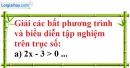 Bài 16 trang 49 Vở bài tập toán 8 tập 2