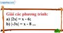 Bài 23 trang 54 Vở bài tập toán 8 tập 2
