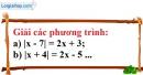 Bài 24 trang 56 Vở bài tập toán 8 tập 2