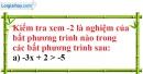 Bài 26 trang 58 Vở bài tập toán 8 tập 2