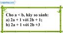 Bài 9 trang 43 Vở bài tập toán 8 tập 2