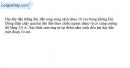 Bài 21.12 trang 52 SBT Vật Lí 11