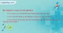 Bài 10 trang 64 SBT Sinh học 6