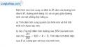 Bài 2.1 trang 46 SBT hình học 12