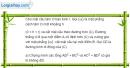 Bài 2.17 trang 61 SBT hình học 12