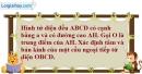 Bài 2.20 trang 61 SBT hình học 12