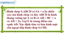 Bài 2.21 trang 61 SBT hình học 12