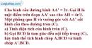 Bài 2.23 trang 61 SBT hình học 12