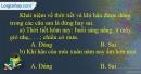 Câu 1 trang 59 SBT địa 6