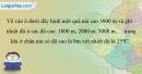 Câu 2 trang 60 SBT địa 6