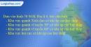 Câu 1 trang 61 SBT địa 6 - Bài 19