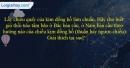 Câu 2 trang 64 SBT địa 6