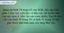 Câu 2 trang 66 SBT địa 6