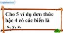 Bài 14 trang 21 SBT toán 7 tập 2