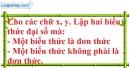 Bài 15 trang 21 SBT toán 7 tập 2