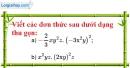 Bài 17 trang 21 SBT toán 7 tập 2
