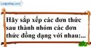 Bài 19 trang 21 SBT toán 7 tập 2