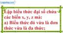 Bài 24 trang 22 SBT toán 7 tập 2