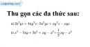 Bài 26 trang 23 SBT toán 7 tập 2