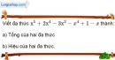 Bài 28 trang 23 SBT toán 7 tập 2