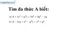 Bài 29 trang 23 SBT toán 7 tập 2
