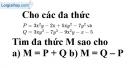 Bài 6.1, 6.2 phần bài tập bổ sung trang 24 SBT toán 7 tập 2