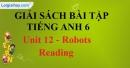 Reading - trang 43 Unit 12 SBT tiếng Anh lớp 6 mới