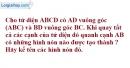 Bài 2.24 trang 62 SBT hình học 12