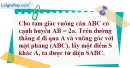 Bài 2.29 trang 63 SBT hình học 12
