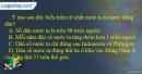 Câu 2 trang 41 SBT địa 12