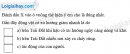 Giải câu 3 trang 85 SBT địa 6