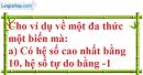 Bài 34 trang 24 SBT toán 7 tập 2