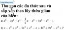 Bài 35 trang 24 SBT toán 7 tập 2