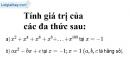 Bài 37 trang 25 SBT toán 7 tập 2