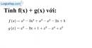 Bài 38 trang 25 SBT toán 7 tập 2