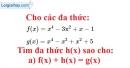 Bài 40 trang 25 SBT toán 7 tập 2