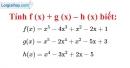 Bài 42 trang 26 SBT toán 7 tập 2