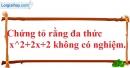 Bài 49 trang 27 SBT toán 7 tập 2