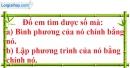Bài 50 trang 27 SBT toán 7 tập 2