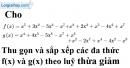 Bài 7.1, 7.2 phần bài tập bổ sung trang 25 SBT toán 7 tập 2