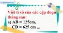 Bài 1 trang 82 SBT toán 8 tập 2