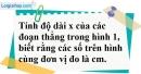 Bài 3 trang 82 SBT toán 8 tập 2