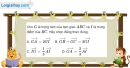 Bài 1.82 trang 47 SBT hình học 10