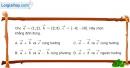 Bài 1.88 trang 48 SBT hình học 10