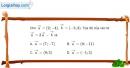 Bài 1.92 trang 49 SBT hình học 10